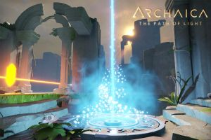 Archaica: The Path Of Light - The Well Of Light by MarcinTurecki