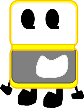 Object Terror Recommended Character:DSi by Benjamin2334