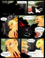 Dakotians Comic: Rise of Dakota: Page 5 by Redwolfless