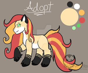 Pony Adopt Auction - OPEN by RinnWorks
