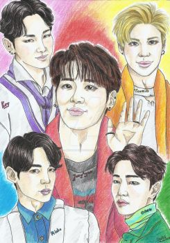 SHINee by Michael1525
