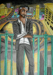 Contest - Man about Town by Kelline