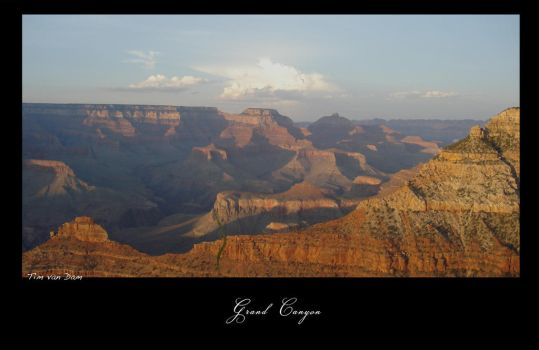 Grand Canyon by timvdam