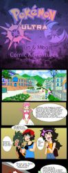 Pokemon Ultra Adventures comic chapter2 part 13 by Kiritost