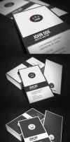 Simple Business Card by glenngoh