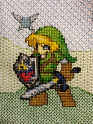 Link - Legend of Zelda by FireWings26