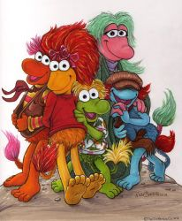 The Fraggle Five by Phraggle