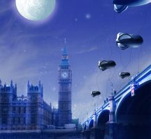 Londres by PatriciaCG