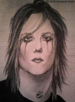 Synyster Gates by Mavelin90