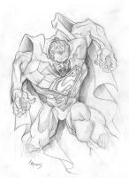 Regime Superman by GavinMichelli