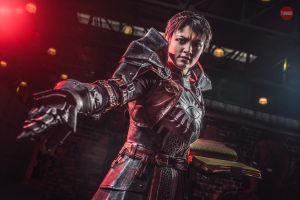 Igromir/Comic Con Russia 2015 by HydraEvil