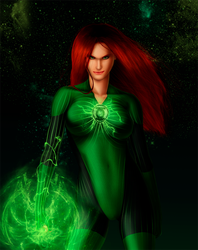 ''In brightest day...'' by Sajren91