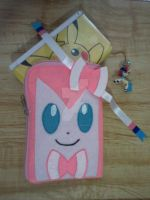 sylveon or ninfia for 3ds xl by BlueValkyrie