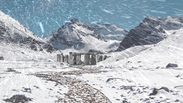 Stonehenge in the Mountains by Lucoshi10