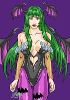 Morrigan - April 2008 by bratchny