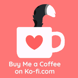 Buy Me A Coffee? (link below!) by WolfieMoonscar