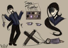 [Insane] Puppeteer  by OpalesquePrincess