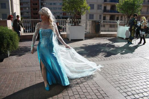 Perdue dans l'Hiver by LadyliliCosplay