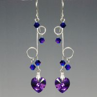 Iridescent Dangle v8- SOLD by YouniquelyChic