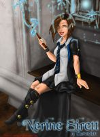Nerine Sirett of Ravenclaw by RadiantBliss