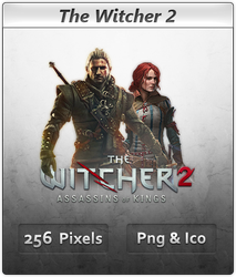 The Witcher 2 AoK - Icon 2 by Crussong