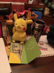 Graduation Gifts :3 by ShadAmyfangirl129