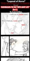 LoK: Makorrasami~The Ugly Truth About Love Part 2 by LittleMissSquiggles