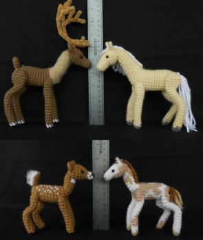 Family Sets and Scale for Patterns by Pickleweasel360
