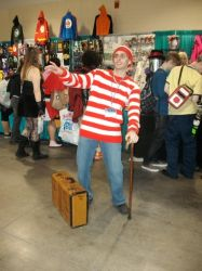 I FOUND WALDO by KaibaKitty