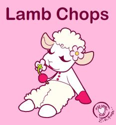 Lamb chops cutey by LAUBoZ