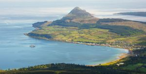 Brodick, Isle of Arran, Scotland, UK by younghappy