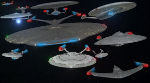 History of the Enterprise P.U. by enterprisedavid