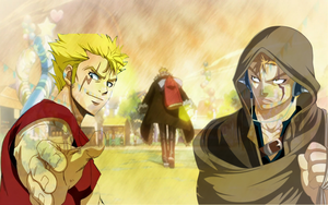 Fairy Tail: Laxus X Reader My Lighting Dragon Hero by