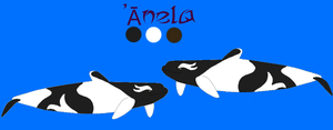 'Anela Ref Sheet by EarthEmerald