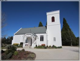 Anglican Church - Moss Vale by JohnK222