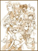++Tales of the Abyss ++ by meru-chan