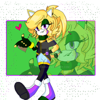 Adopt #5 Adell the Hedgehog (Closed) by TOYSTARS
