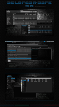 DeLorean-Dark-Themes-3.8 by killhellokitty