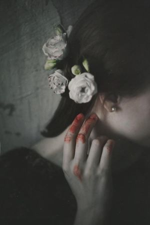 Wounded flowers by NataliaDrepina