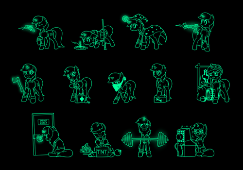 Icons for FoE game by DipFanken