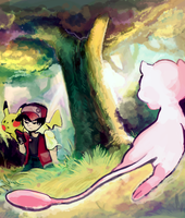 mew by pizzafrogs