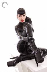 Catsuit by Lucawahid