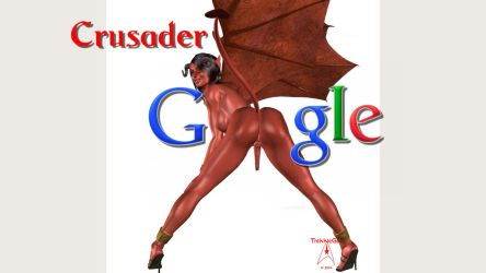 Google Crusader by TrekkieGal