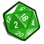 d20 icon de la Gartoon by turtlegirlman