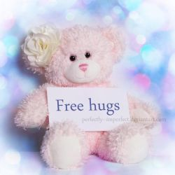 Free Hugs. by Perfectly--Imperfect