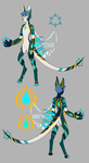 Alaric Ref by Agent-Cheshire