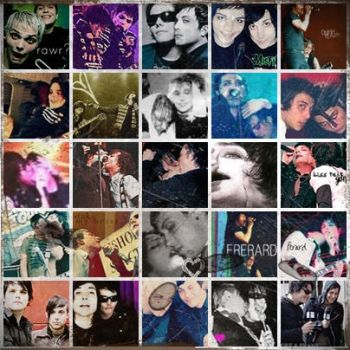 Frerard: Sweet and colorful by frerard-romance