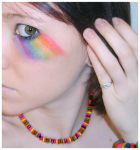 Rainbow II by Red--Roses