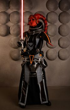 Star Wars: The Old Republic - Sith Inquisitor 6 by Feyische