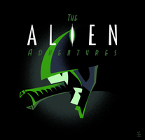 The Alien Adventures by inkjava
